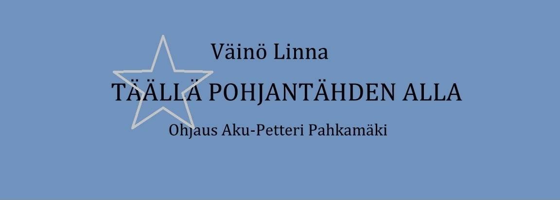 TÄÄLLÄ POHJANTÄHDEN ALLA LYRICS | JustSomeLyrics